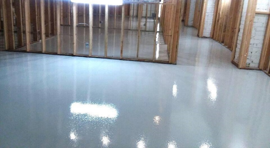 How to maintain your epoxy flooring